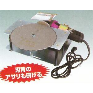 ツムラ 笹刈刃研磨機 TK-105型 (TK103+修正定規)|bansyuudouguya