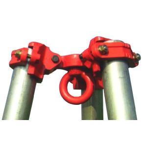 タコマン チェンーブロック・ホイスト用吊り具 三脚ヘッド        TS−10 1ton|bansyuudouguya