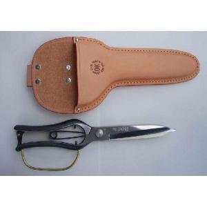おの義片手刈込鋏270ミリ&片手刈込鋏サック(P-6700)|bansyuudouguya