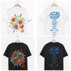 【HERE】ハイテンションフェス2018 イベントTシャツ|banzai