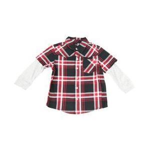 【Kids】チェックシャツ|banzai