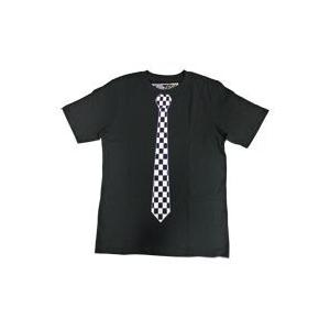 【Kids】ネクタイTシャツ ブラック|banzai
