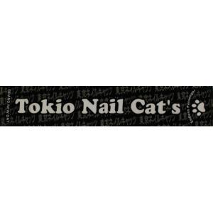 【東京ネイルキャッツ】Tokio Nail Cat's タオル|banzai