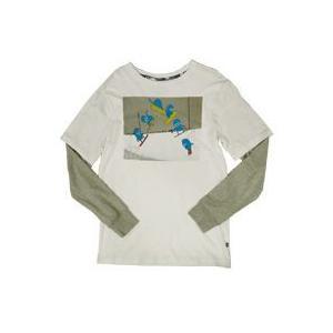 ロングTシャツ ホワイト|banzai