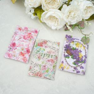 フレグランスサシェ ローズの香り 大サイズ 薔薇 ギフト 薔薇雑貨
