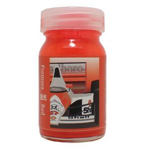 FORMULA 蛍光 RED/MPCOLOR 50ml(1液塗料)内容量:50ml【barchetta オリジナルカラ―】|barchetta