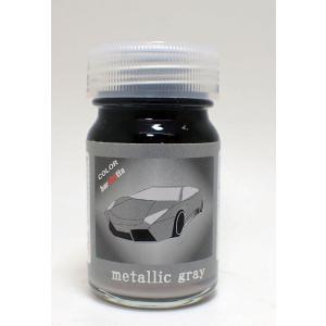 Metallic gray メタリックグレー  4本セット(メタリック)内容量:15ml【barchetta オリジナルカラ―】|barchetta