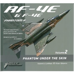 RF-4E & F-4E ファントムII 写真集 Vol.2【イーグルアヴィエーション】|barchetta