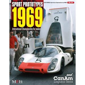 Sport Prototypes 1969 International Championship for makes JOE HONDA Sportscar Spectacles NO6【MFH BOOK】|barchetta