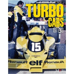NO19. TURBO CARS 1977-83 Joe HONDA Racing Pictorial Series by HIRO NO19【MFH BOOK メール便送料無料】