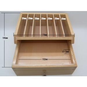 木製 卓上工具入れ|barchetta