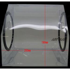 コンパクトサイズ集塵ボックス 組み立てサイズ: 200mm x 200mm x高さ190mm|barchetta
