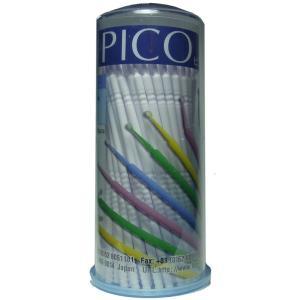 picoマイクロブラシ(S)ホワイト 1.0mm|barchetta