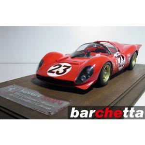 1/12 フェラーリ 330 P4 [OpenTop] 【完成品モデル 配送可能】|barchetta