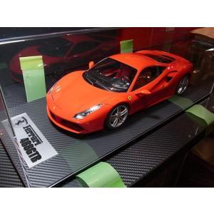 1/12 フェラーリ488GTB Proportion【完成品ケース付モデル 配送可能】|barchetta