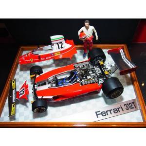 完成品モデル:1/12 フェラーリ 312T【配送不可】|barchetta