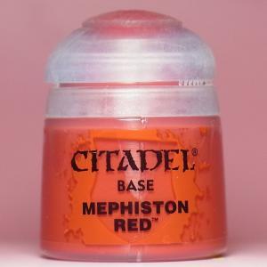 シタデル ベース メフィストン・レッド【CITADEL 21-03 BASE MEPHISTON RED】|barchetta