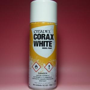 CORAX WHITE SPRAY【CITADEL 62-01-51 CORAX WHITE SPRAY】|barchetta