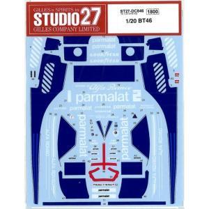 ブラバムBT46 (T社1/20対応)|barchetta