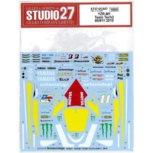 1/12 YZR-M1 Team Tech3 #5/#11 2010 (T社1/12対応)|barchetta