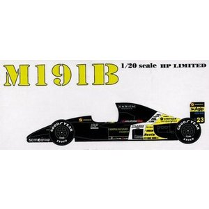 M191B 1992 barchetta