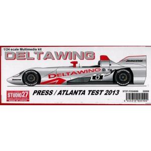 DELTA WING PRESS/ATLANTA/TEST 2013|barchetta