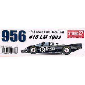 956 LM1983 1/43scale Full Detai kit|barchetta