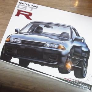 1/12 ニッサン スカイラインGT-R(BNR32)【フジミ】|barchetta