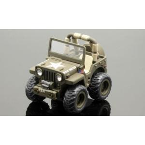 Jeep Willys M38 HG barchetta