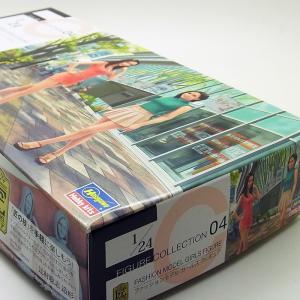 1/24 ファッションモデル ガールズ フィギュア(2体セット)【ハセガワ FC04】  カーモデル...