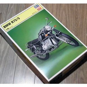 1/10 BMW R75/5【ハセガワ SP374】|barchetta