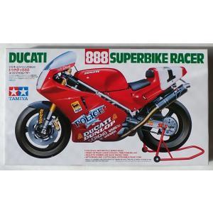 1/12 ドゥカティ 888 スーパーバイクレーサー【タミヤ オートバイシリーズ No.134 IT...