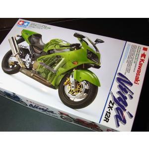 カワサキ ニンジャ ZX-12R【タミヤ 1/12 バイク Item14084】|barchetta