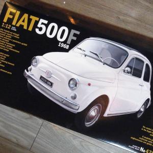 1/12 フィアット 500F【タミヤ イタレリ FIAT500 4703】|barchetta