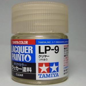 LP-9 クリヤー【タミヤカラー ラッカー塗料】|barchetta