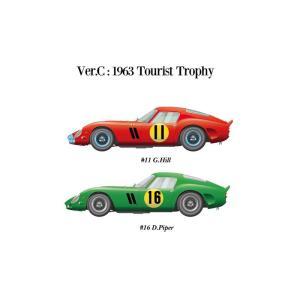 Ferrari250GTO 【Ver.C】 1963 Tourist Trophy|barchetta