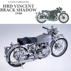 HRD VINCENT BLACK SHADOW 1948【MFH 1/9 K567 Fulldetail kit】|barchetta