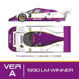 XJR-12:1990 LM【MFH 1/24 K683 Ver.A】|barchetta