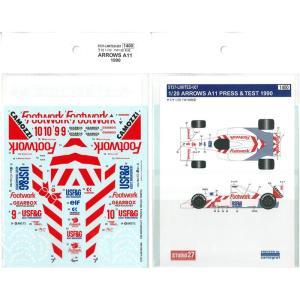1/20 ARROWS A11 1990(T社1/20 FW13B対応)【LIMITED-007】|barchetta