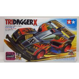 トライダガー X (スーパー1シャーシ)【タミヤ フルカウルミニ四駆 ITEM19403】 barchetta