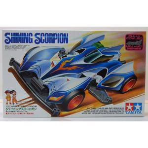 シャイニングスコーピオン(スーパー1シャーシ)【タミヤ フルカウルミニ四駆 ITEM19416】 barchetta
