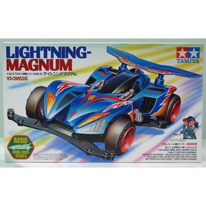 ライトニングマグナム (VSシャーシ)【タミヤ エアロミニ四駆 ITEM19612】|barchetta