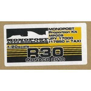 R30 MONACOGP|barchetta