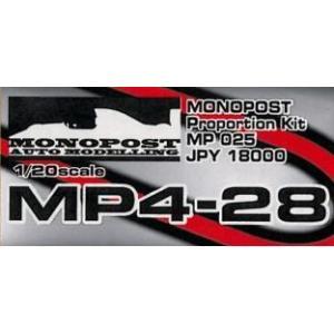 MP4/28 2013|barchetta