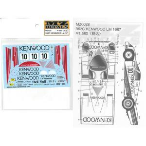 962C KENWOOD LM '87(K社ミニッツ対応)|barchetta