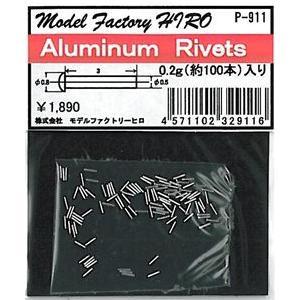 Aluminum Rivets barchetta