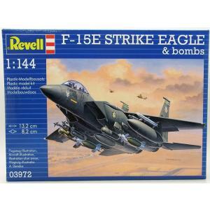 1/144 F-15E ストライクイーグル(爆弾付き)【ドイツレベル 03972】|barchetta