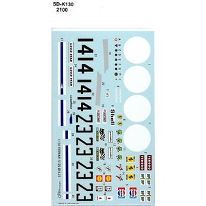 FERRARI 512S Short Tail VerC barchetta