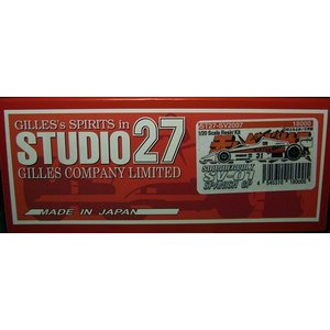 1/20 サンダーボルト SV01 スペインGP【赤いペガサスシリーズ スタジオ27 ST27-SV2007】|barchetta