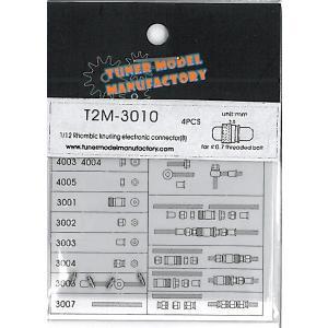 T2M-3010 4本入り ミクロパーツ|barchetta